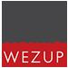 Kunstmarkt Wezup logo