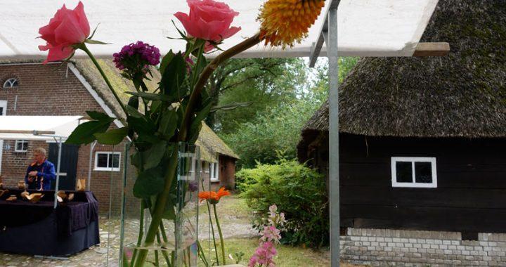 Glazen vazen van Klaas Smidts - De Glassmid